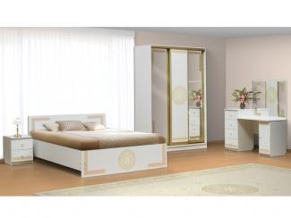 Спальный гарнитур Версаче - Мебельная фабрика «Версаль»