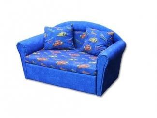 Синий диван Фламинго - Мебельная фабрика «МакаровЪ»