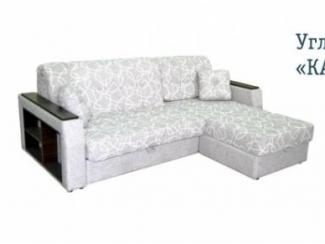 Мини угловой диван Кардинал  - Мебельная фабрика «Viktoria»