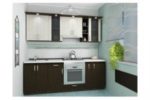 Кухня прямая - Мебельная фабрика «Метрика мебельная мануфактура»