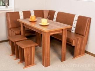 Недорогой кухонный уголок Остин 5  - Мебельная фабрика «Фран»
