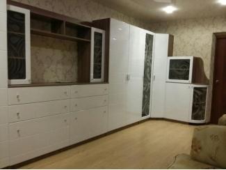 Угловая стенка в гостиную - Мебельная фабрика «Valery» г. Кострома
