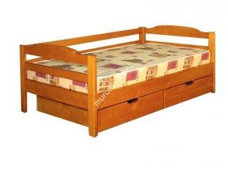 Кровать Детская с ящикам - Мебельная фабрика «Муром-мебель»