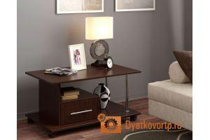 Стильный столик журнальный-7 - Мебельная фабрика «Дятьковское РТП-1»