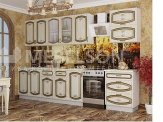 Прямая кухня Венеция  - Мебельная фабрика «Мебельсон»