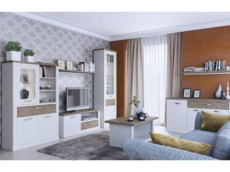 Гостиная стенка Прованс - Мебельная фабрика «Анрекс», г. Балабаново