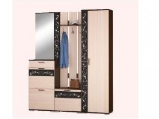 Прихожая Адажио вариант 2 - Мебельная фабрика «Можгинский лесокомбинат»
