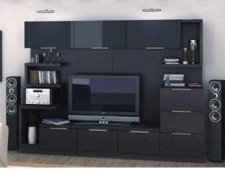 Черная гостиная Серена  - Мебельная фабрика «Интерьер»