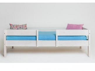 Кровать-софа с двумя бортиками   - Мебельная фабрика «МебельМульт»