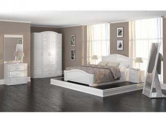 Спальня Виктория - Мебельная фабрика «Ижмебель»