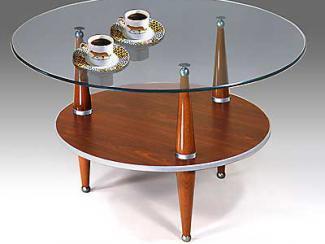 Журнальный стол Премьер 7 - Мебельная фабрика «Новый Полигон», г. Санкт-Петербург