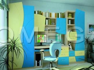 Детская Омега 11 - Мебельная фабрика «Омега», г. Краснодар