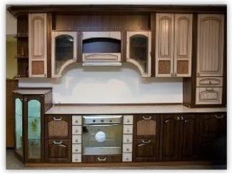 Кухня 0100-05 - Мебельная фабрика «Орион»