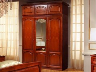 Шкаф для платья и белья ГМ 8427-01 - Мебельная фабрика «Гомельдрев»