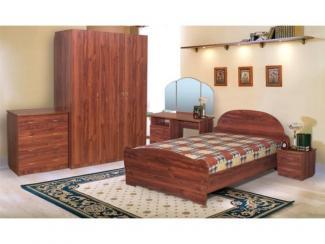 Спальный гарнитур ЛДСП 12 - Мебельная фабрика «Уютный Дом»