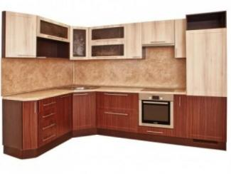 Кухонный гарнитур угловой 54 - Мебельная фабрика «Балтика мебель»