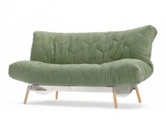 Прямой диван Артес Аэро хром - Мебельная фабрика «Москва»