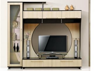 Гостиная стенка Александра-19 - Мебельная фабрика «Фант Мебель»