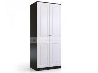 Компактный вместительный шкаф с небольшим отсеком под вещи Сибирь  - Мебельная фабрика «Фран»