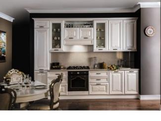 Прямая кухня Касабланка - Мебельная фабрика «Буденновская мебельная компания»