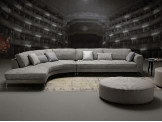Модульный диван VALENTINO - Импортёр мебели «Riboni Group (Италия)», г. Москва