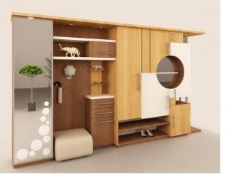 Прихожая Латте 2 - Мебельная фабрика «Прима-сервис»