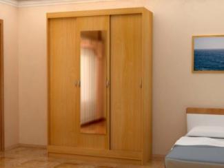 Шкаф-купе 3 х створчатый - Мебельная фабрика «Авалон», г. Волжск