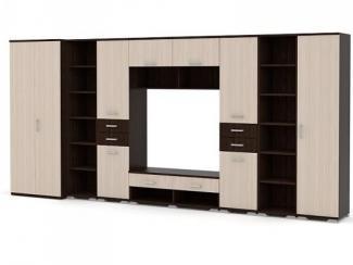 Гостиная стенка КМ 3 - Мебельная фабрика «Фаворит-Плюс», г. Москва