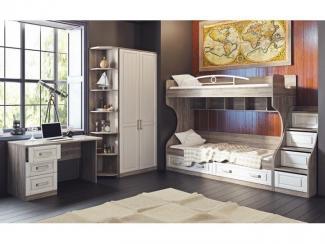 Детская Прованс - Мебельная фабрика «ТриЯ»