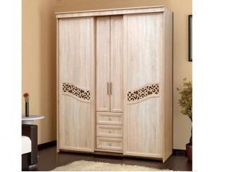 Шкаф комбинированный  Мираж-4.2 - Мебельная фабрика «Фант Мебель»