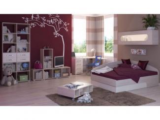 Детская Fresh - Мебельная фабрика «Мебель-Москва»