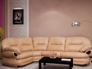 Диван угловой Комфорт 8 седафлекс - Мебельная фабрика «Панда»