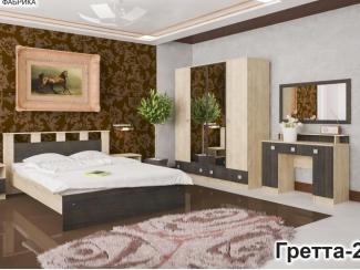 Спальня Гретта 2 - Мебельная фабрика «Элна»