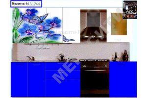 Кухня Мелитта 14 - Мебельная фабрика «Мега Сити-Р»