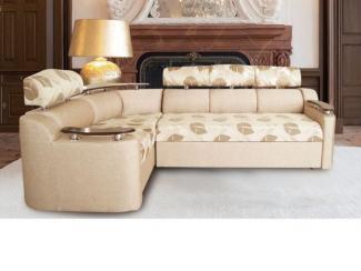 угловой диван Амелия дельфин - Мебельная фабрика «Алина-мебель»