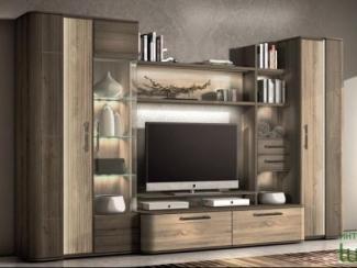 гостиная стенка Бруна - Мебельная фабрика «Любимый дом (Алмаз)»