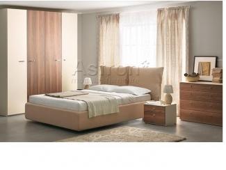 Спальный гарнитур в бежевых тонах I014 Infinity