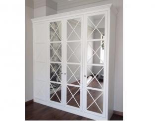 Белый шкаф - Мебельная фабрика «Симбирский шкаф»