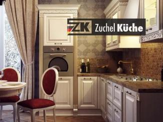 Кухонный гарнитур угловой Мюнстер Крем - Мебельная фабрика «Zuchel Kuche»