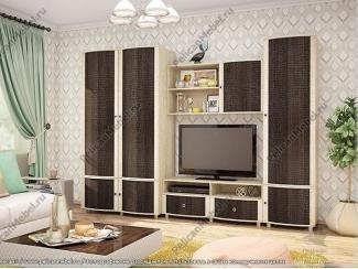 Гостиная Сафари 3 - Мебельная фабрика «Пеликан», г. Пенза