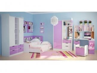 Детская Каприче - Мебельная фабрика «Лира»