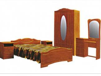 Спальня Ангара МДФ