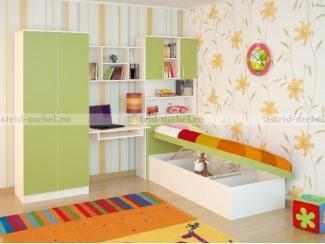 Детская Геометрия 3 - Мебельная фабрика «Астрид-Мебель (Циркон)»