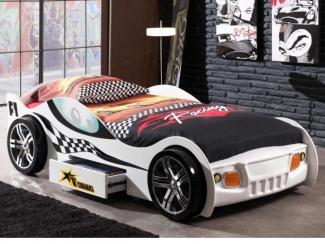 Детская кровать «Гоночная машинка» - Мебельная фабрика «Глория»