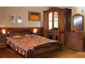 Спальня «Александрина 1» - Мебельная фабрика «Ружанская мебельная фабрика»