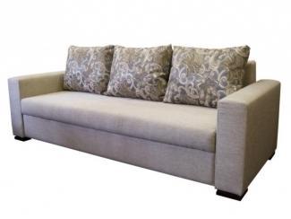Прямой диван Карелия-3 - Мебельная фабрика «Евро-стиль»