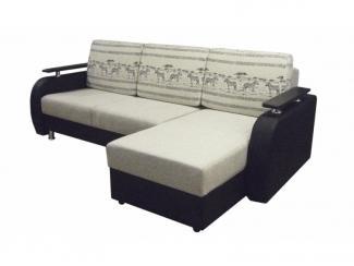 Угловой диван Дуэт 1М с надставками - Изготовление мебели на заказ «Мак-мебель», г. Санкт-Петербург