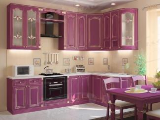 Кухня угловая «Сангрия Тюдор» - Мебельная фабрика «Ладос-мебель»