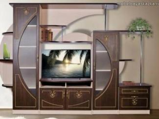 Гостиная стенка Лотос - Мебельная фабрика «Мебельная Сказка»