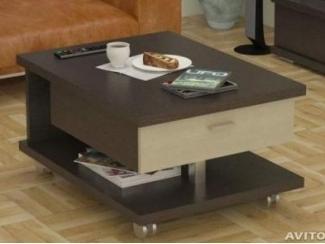 Журнальный стол с ящиком №5 - Изготовление мебели на заказ «Мебель для вашего дома»